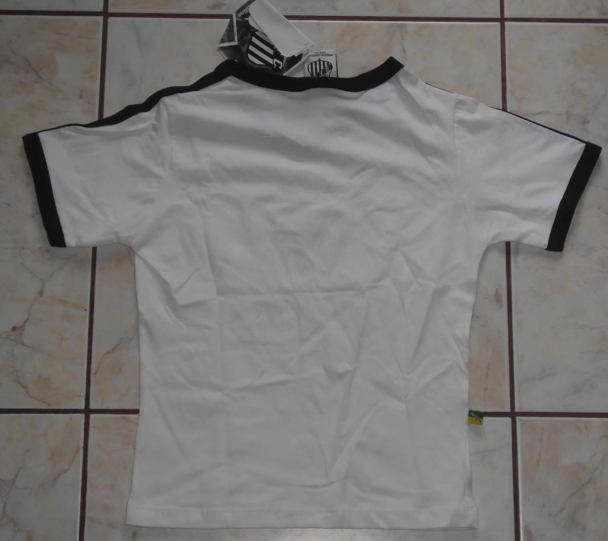camisa infantil santos fc. - oficial - sem uso. Carregando zoom. 89e2279a63909
