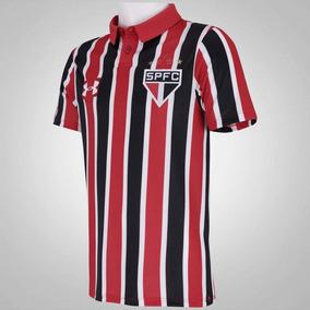 2a912fe4553 Camisa Sao Paulo Under Armour Infantil no Mercado Livre Brasil