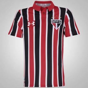 35358dff021 Camisa Sao Paulo Under Armour Infantil no Mercado Livre Brasil