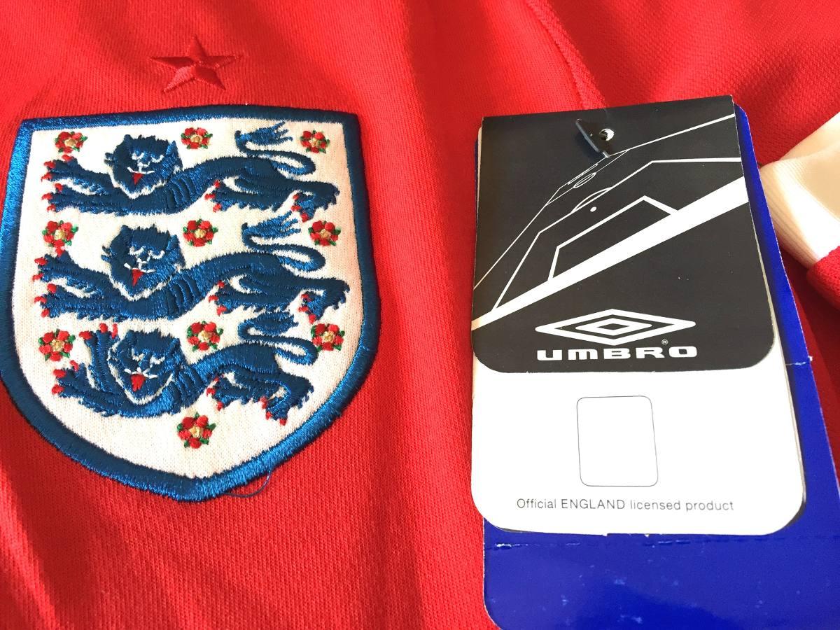 camisa inglaterra 2008 10 rooney vermelha nova. Carregando zoom. 11a9187a83f0e
