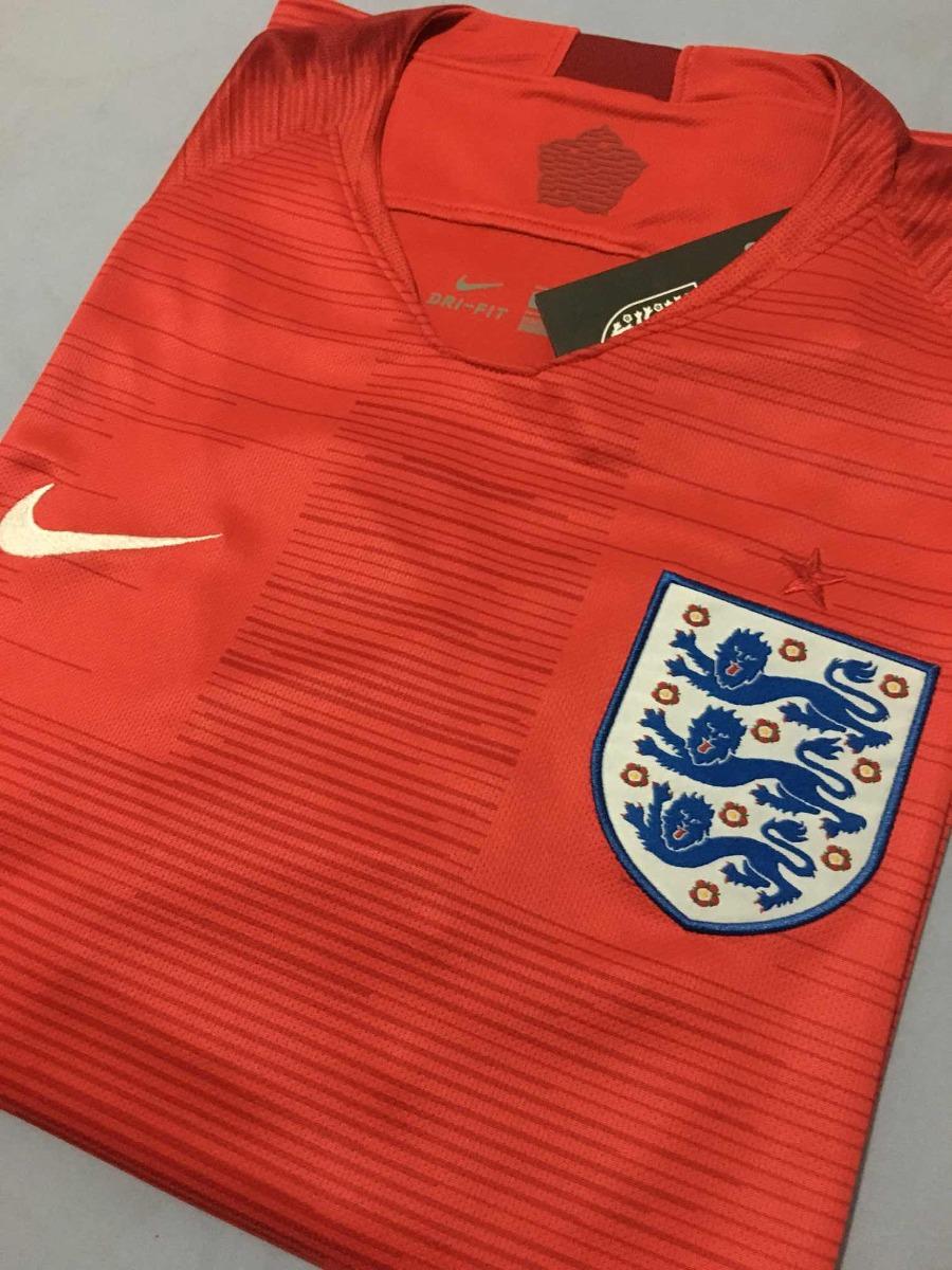 0e69f73f91 Camisa Inglaterra 2018 Away (tam G) Pronta Entrega - R  120