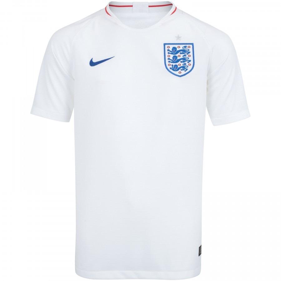 3548f997ccd1f Camisa Da Inglaterra Original Seleção Inglesa England Copa - R  129 ...