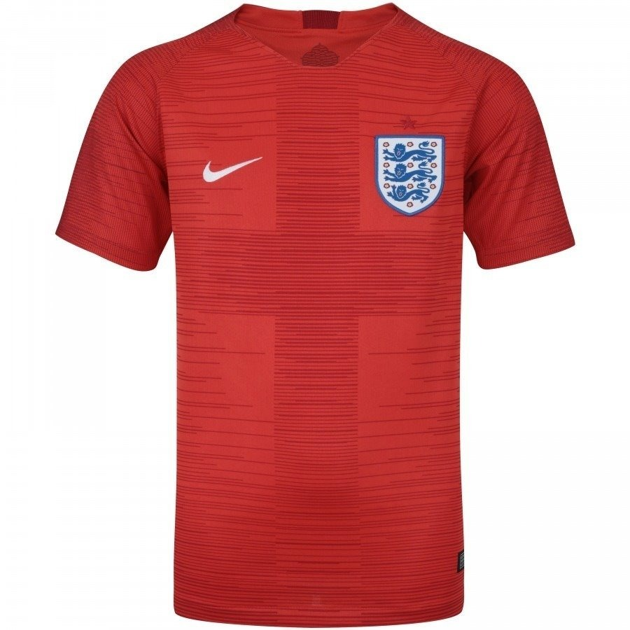 c5f4b45f7c Camisa Inglaterra Vermelho Seleção Inglesa 2018 Masculino - R  119 ...