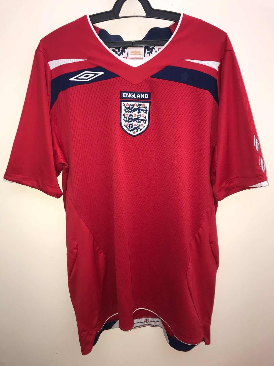 camisa inglaterra umbro original 2006-2008 otimo estado. Carregando zoom. 792bd9a3113c7