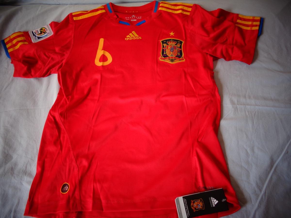 71991cb7e7925 camisa iniesta seleção espanha copa do mundo 2010. Carregando zoom.