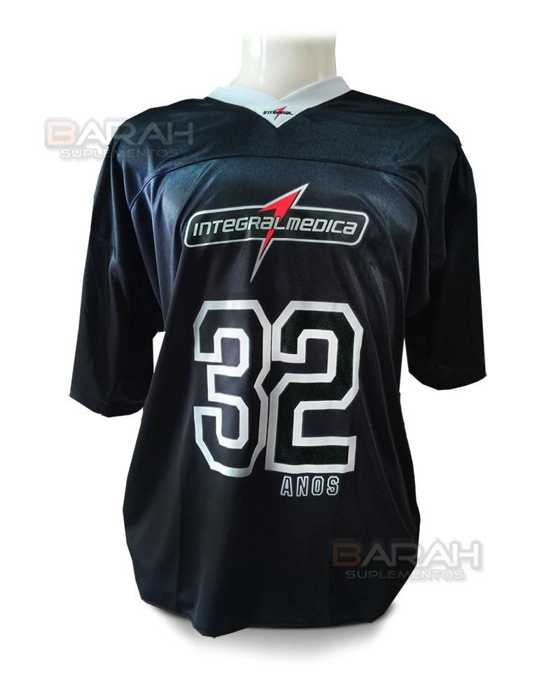 30dca7f96 camisa integralmédica 32 anos futebol americano original. Carregando zoom.
