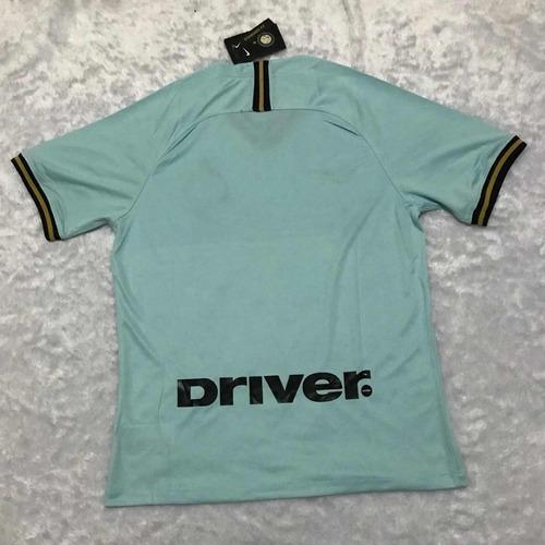 camisa inter de milão 2019/2020 nike original oficial