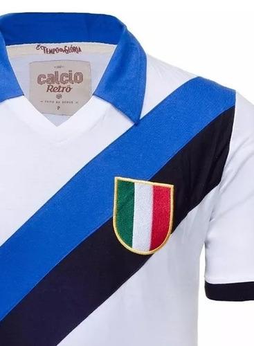 camisa inter de milão retro 1964 internazionale uniforme 2