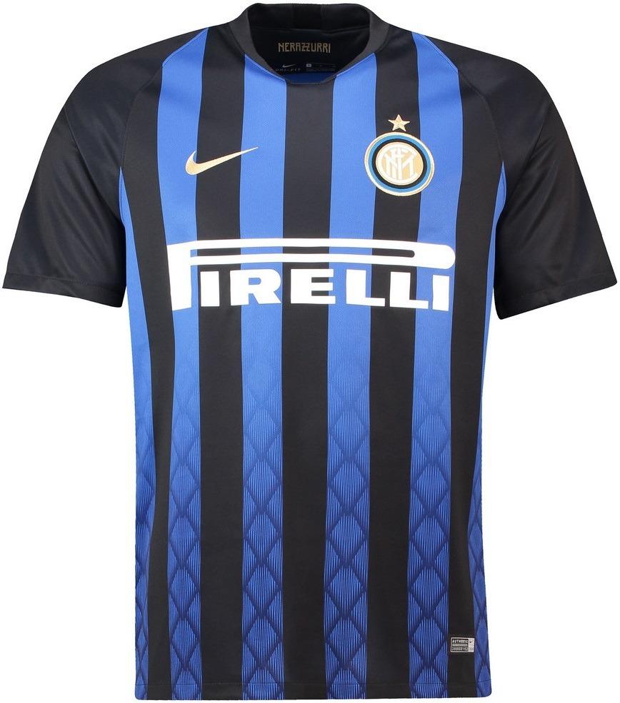 b70641d73e 6d1ae23c0067f2  Camisa Inter De Milão - Unif. 1 - 2018 2019 - Frete Grátis  - R ...