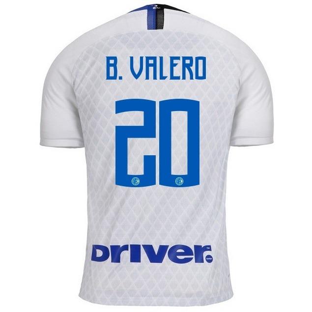 07c24489c Camisa Inter De Milão - Unif. 2 - 2018   2019 - Frete Grátis - R ...