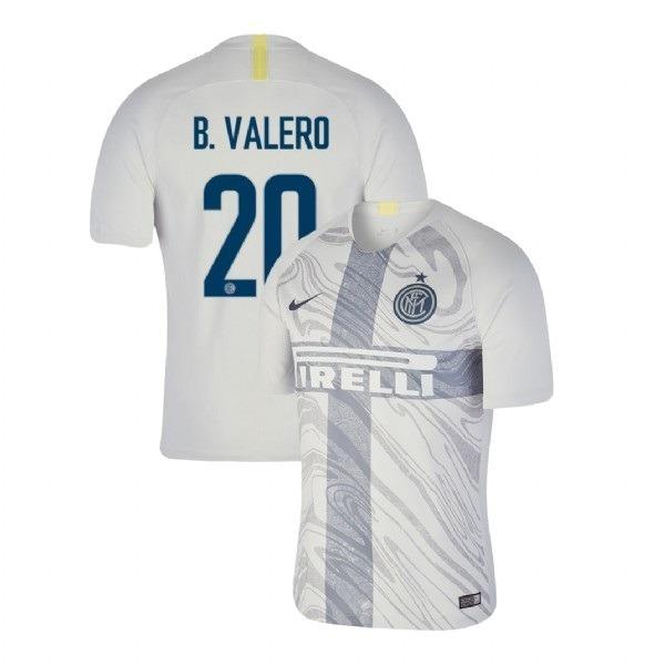 6fb0337a8 Camisa Inter De Milão - Unif. 3 - 2018   2019 - Frete Grátis - R ...