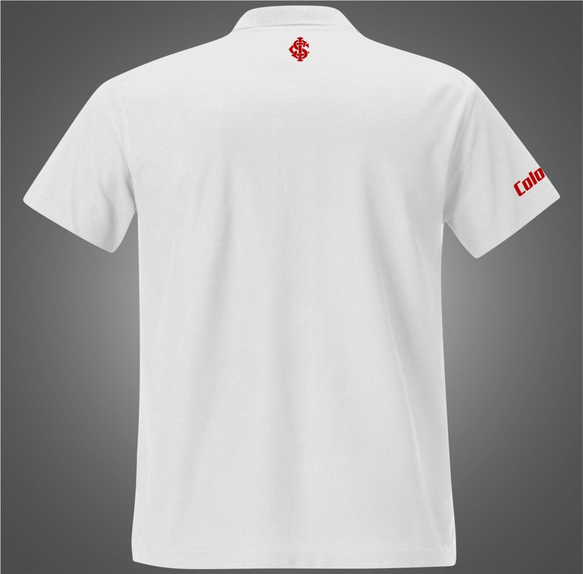 Camisa Camiseta Inter Gola Polo Torcedor Do Internacional - R  54 62ad342a583fe