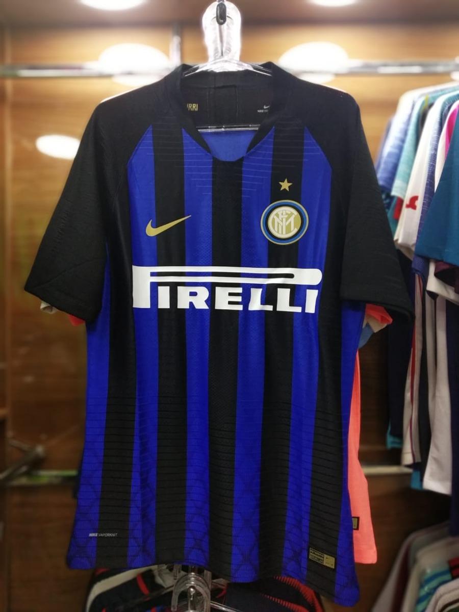 ea2346b720 Camisa Inter De Milão Versão Player 18 19 - R  199