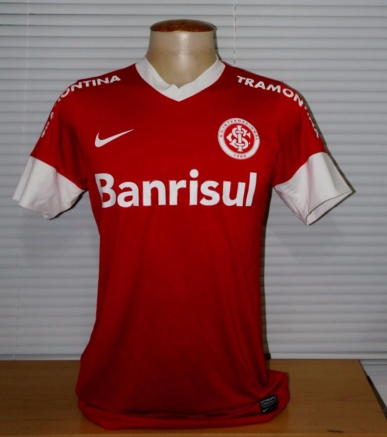 fb7d311fed Camisa Inter Nike Libertadores 2012  10 D´alessandro - R  289