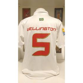 Camisa Internacional 2006 Mundial Fifa Wellington Monteiro