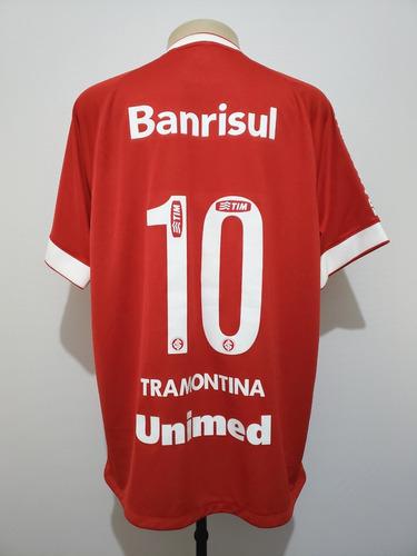 camisa internacional 2014 home nike tamanho gg brasileiro