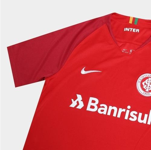 f5cb88b275e97 Camisa Internacional Iii 2018 S n° - Torcedor Nike - R  159