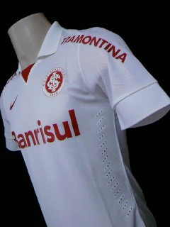 Camisa Internacional Inter Jogador Oficial 2 Nike 2013  14 - R  189 ... 4aee7b568a302