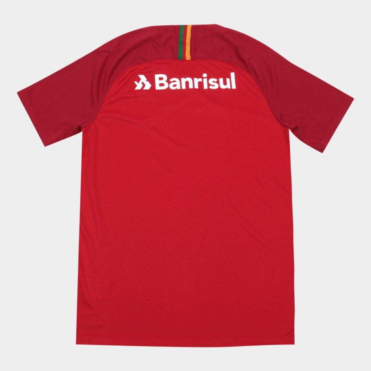 camisa internacional i 18 19 torcedor nike masculina. Carregando zoom... camisa  internacional masculina. Carregando zoom. b594a7e0691a0