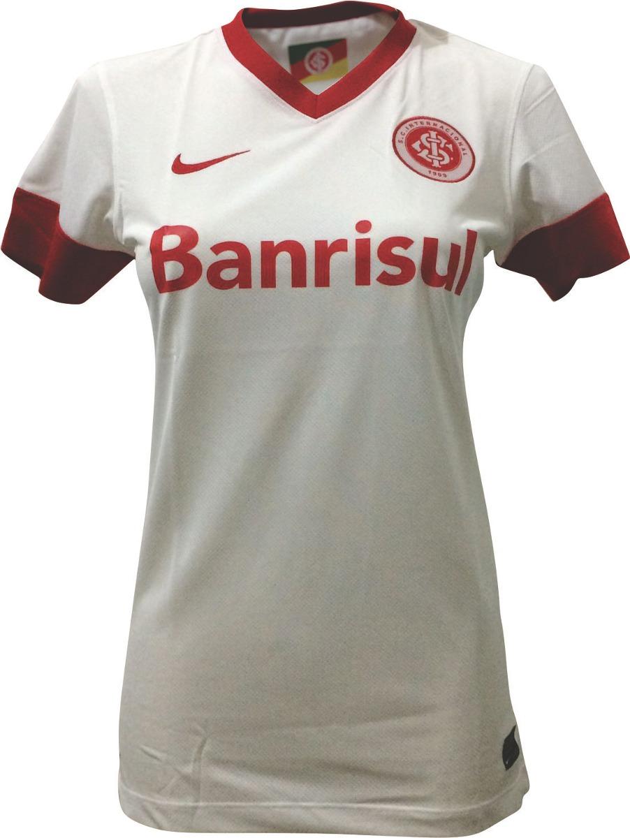 Camisa Internacional Oficial Nike Feminina De R  89 2badcceafc254