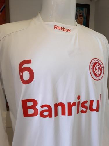 camisa internacional preparada jogo 2009 kleber