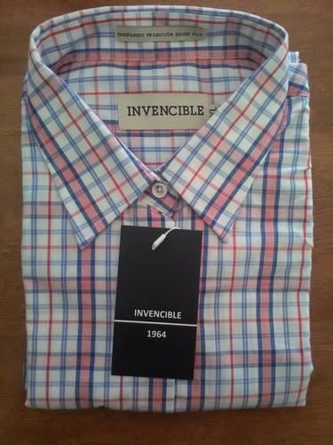 camisa invencible de dama