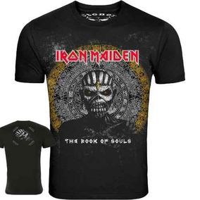 badc410226 Camisa Iron Maiden Xg - Calçados, Roupas e Bolsas com o Melhores Preços no  Mercado Livre Brasil