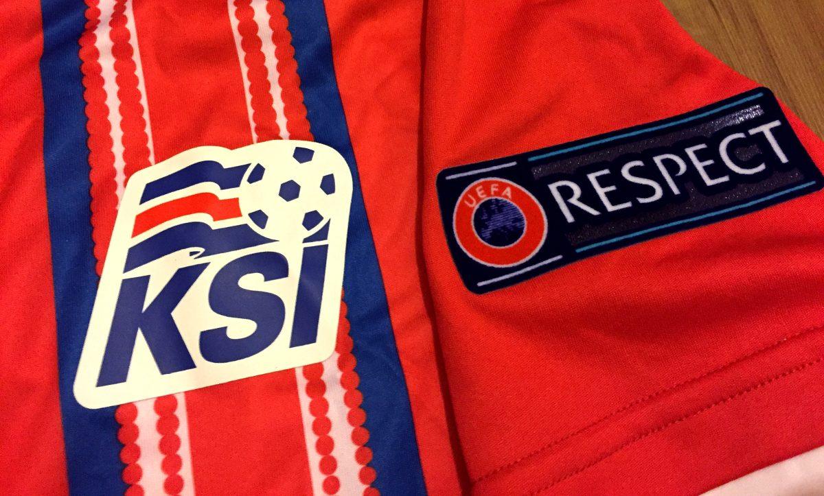 b3e0d1729ec28 camisa islandia euro 2016 halldorssón vs hungria completa. Carregando zoom.