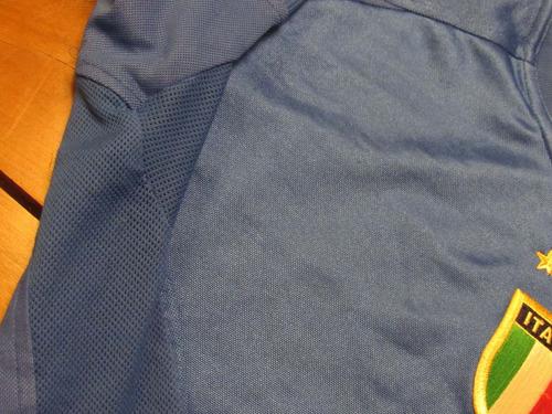 camisa itália 03/04 seleção futebol copa g oficial brasil