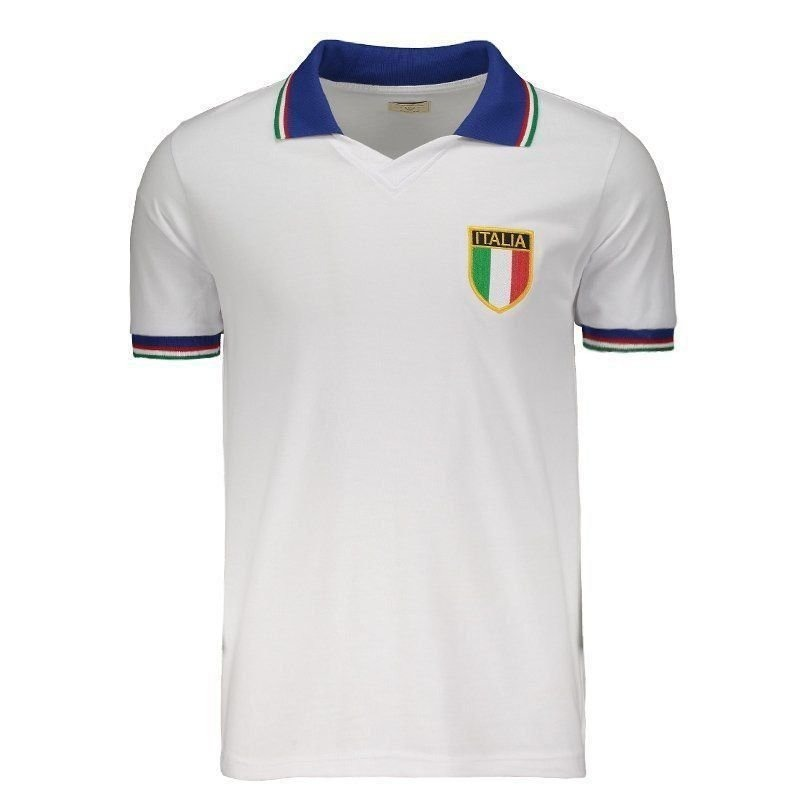 90b3a84baf camisa itália 2 retro 82 - masculino. Carregando zoom.