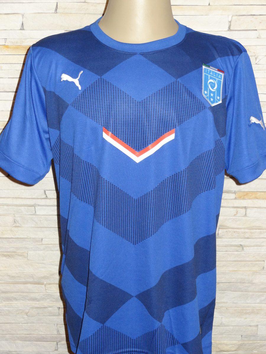 camisa itália 2015 azul treino. Carregando zoom. 8a6b2ab2bd54e