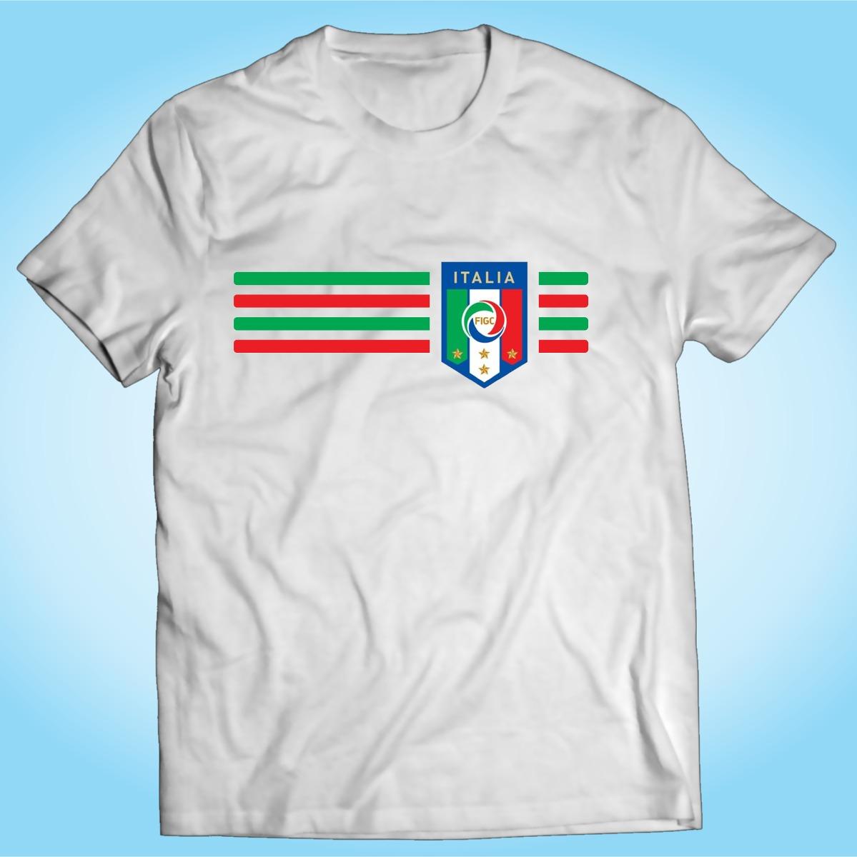 12d929f03f camisa itália brasão futebol esporte seleção personalizada. Carregando zoom.