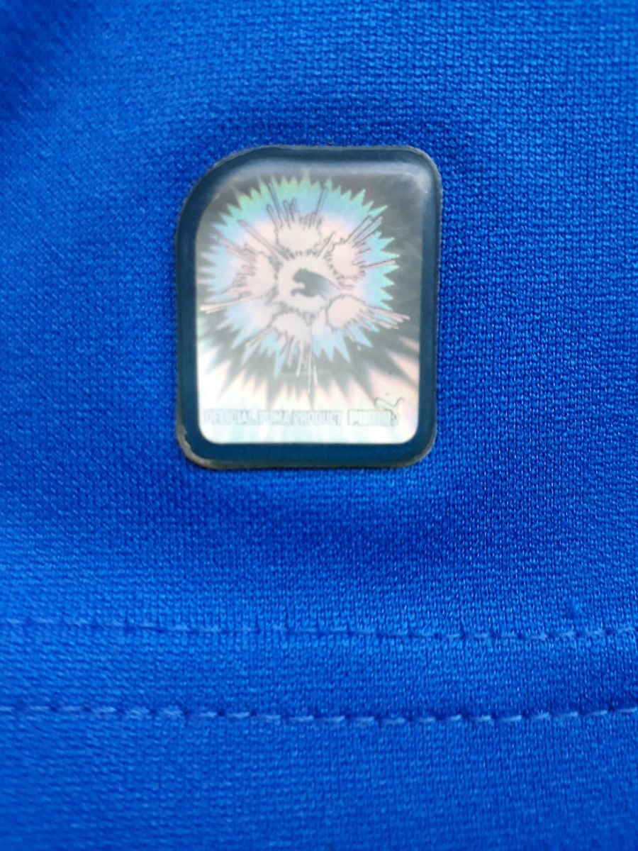 camisa itália copa 2010 original puma. Carregando zoom. 650c4a886ea4e
