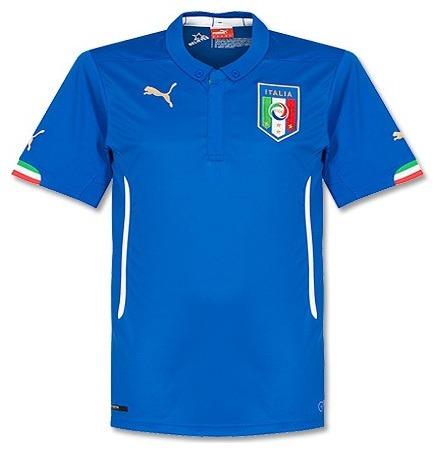 camisa itália home 14-15 importada