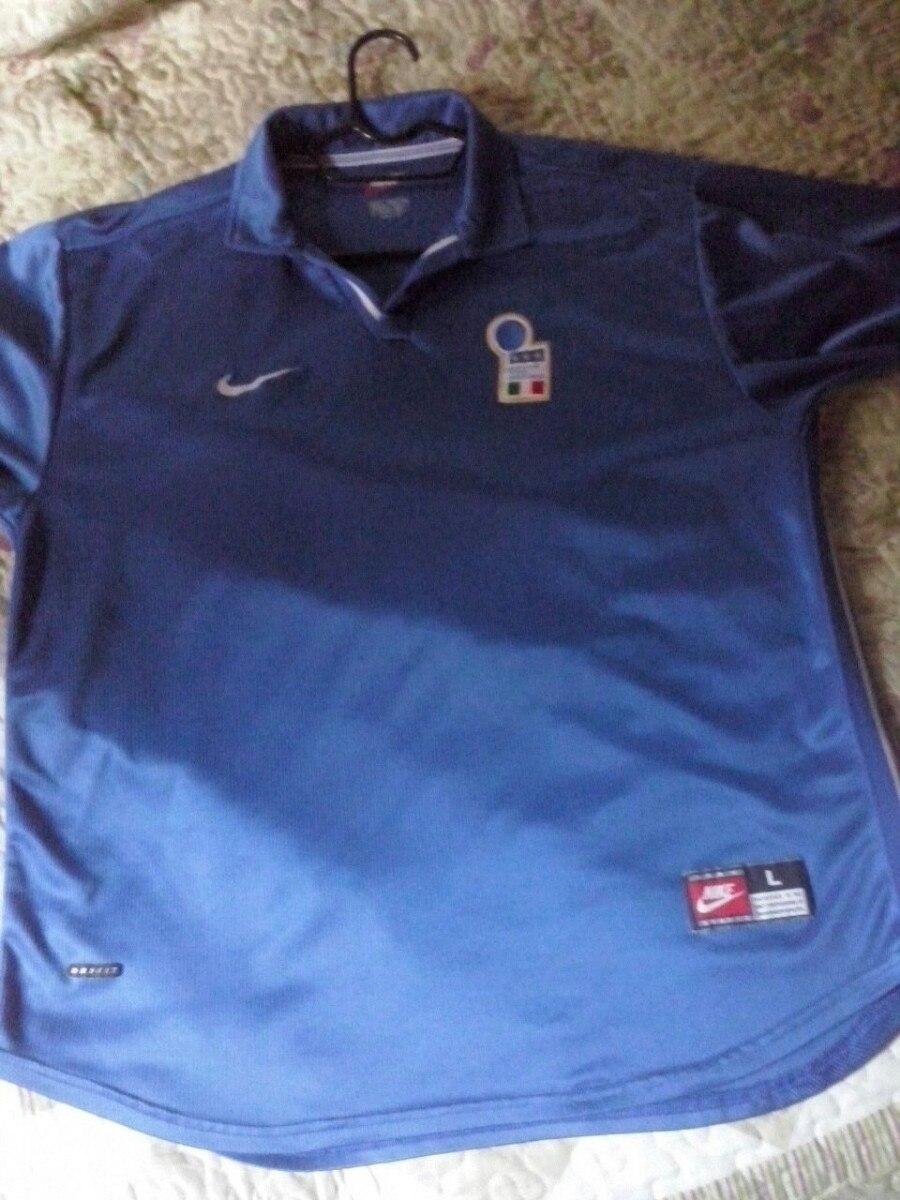 22961e3967 camisa italia nike copa 1998 franca original. Carregando zoom.