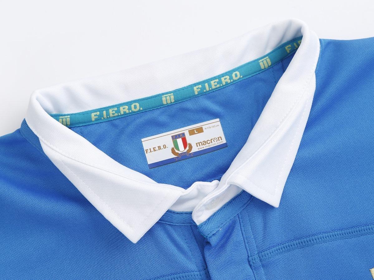f760928632 Camisa Itália Rugby 2019 Unif. 1 - Pronta Entrega - R$ 189,00 em ...