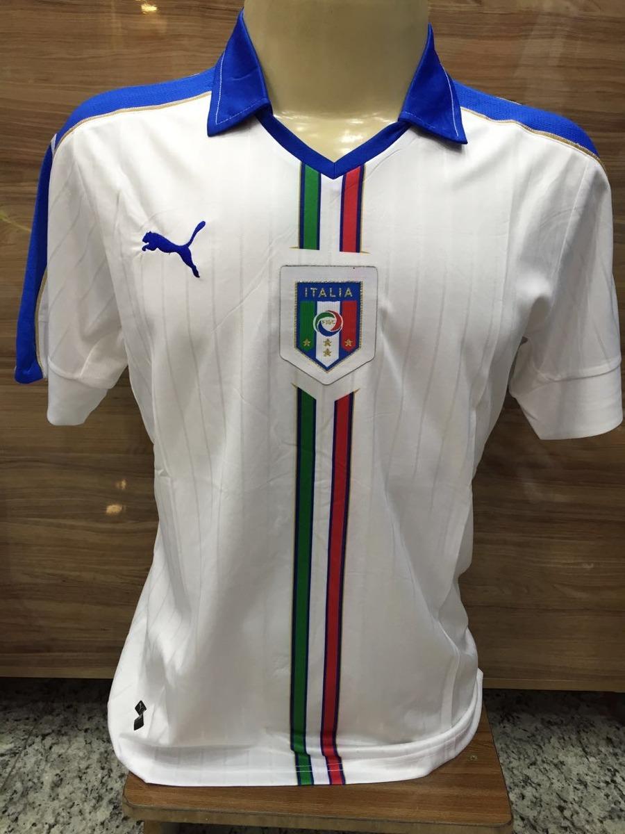 e8be4471f0 Camisa Da Italia Seleção Itáliana Oficial Frete Grátis - R  135