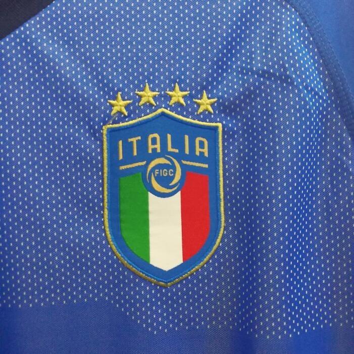 Camisa Itália Uniforme 1 - 2018 Original Frete Grátis - R  134 4316853538fc9