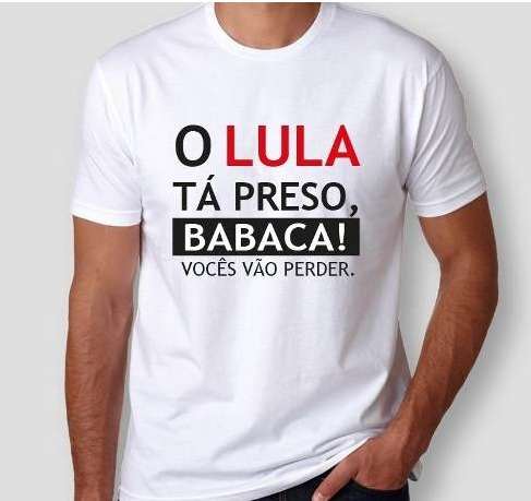 Camisa Jair Bolsonaro 0a16eb873c774