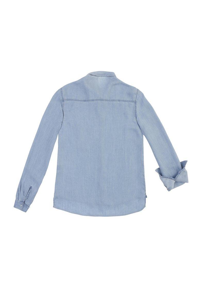 140076fa9d camisa jeans feminina hering hering h72 - tamanho g. Carregando zoom.