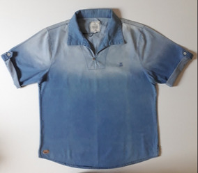 e4d608152245 Camisa Bata Infantil Masculina no Mercado Livre Brasil