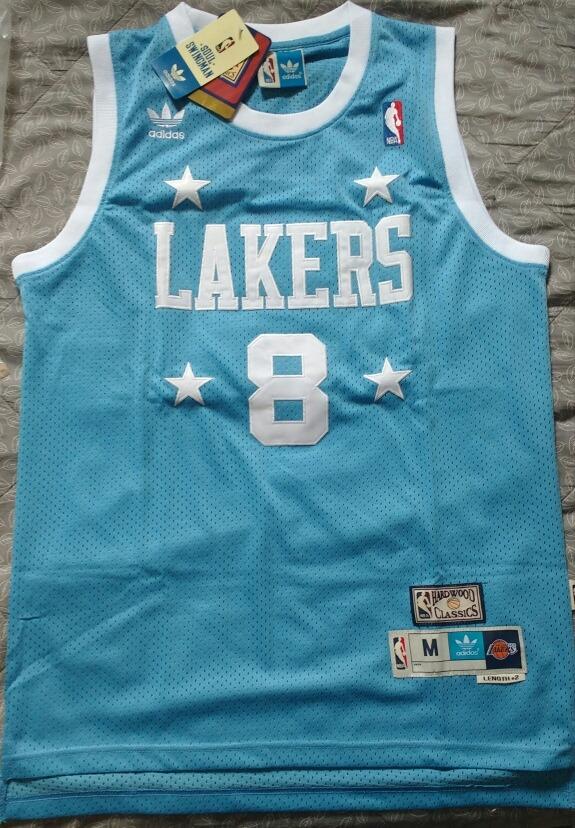 on sale 1f3c3 14473 Camisa Jersey Nba Lakers Kobe Bryant Hardwood Classics Nova