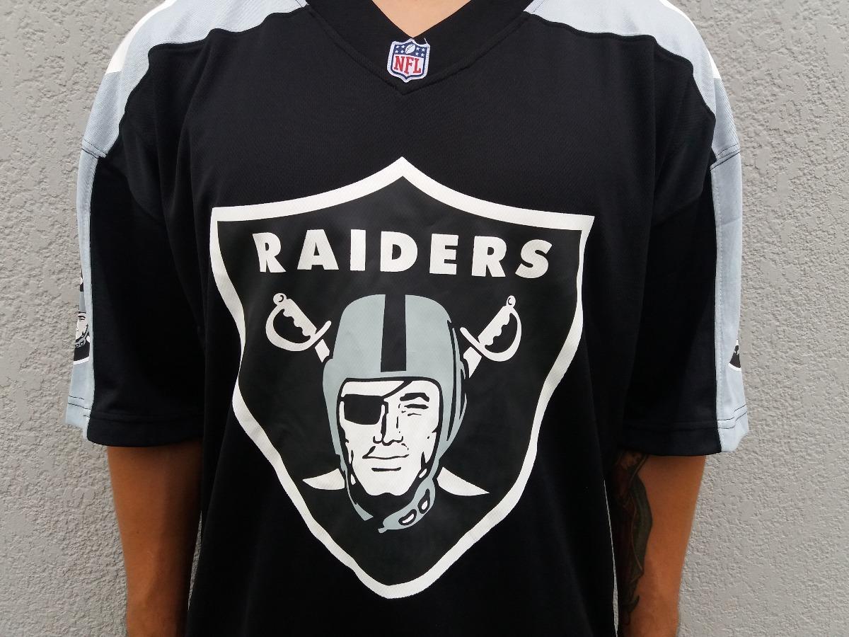 e3d726371 camisa jersey new era oakland raiders nfl preto original. Carregando zoom.