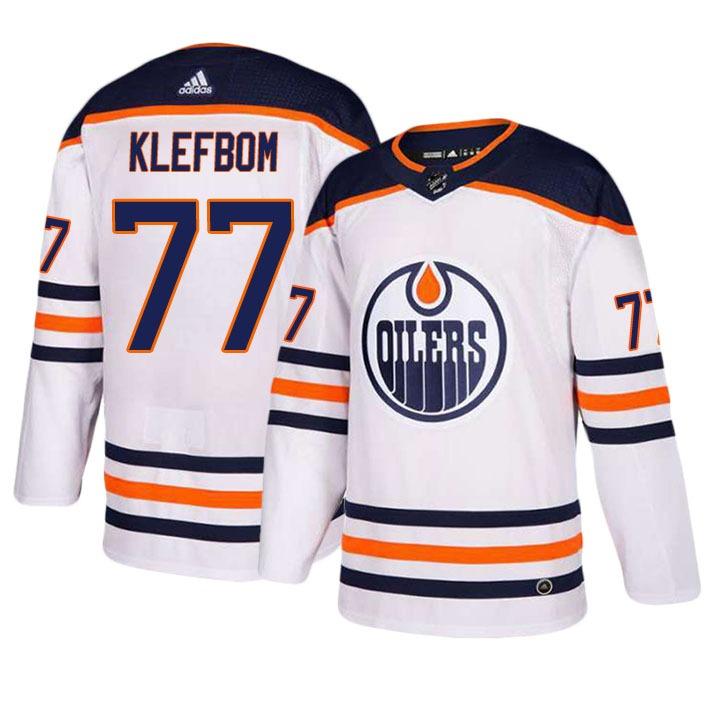 Camisa Jersey Nhl Edmonton Oilers 2 Hockey  77 Klefbom - R  280 9423f2c57f1