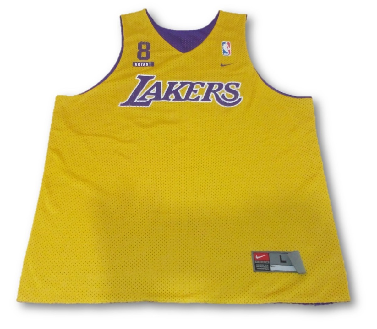 a114214aba29 ... official store camisa jersey nike los angeles lakers 8 kobe bryant 1998  2fc. carregando zoom