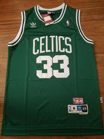 a12ff5b4 Camisa Larry Bird Celtics no Mercado Livre Brasil