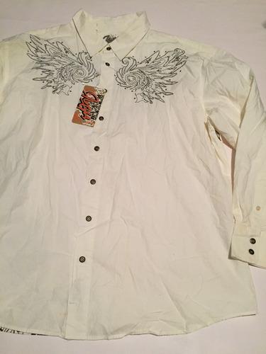 camisa jinzu talla 4xl