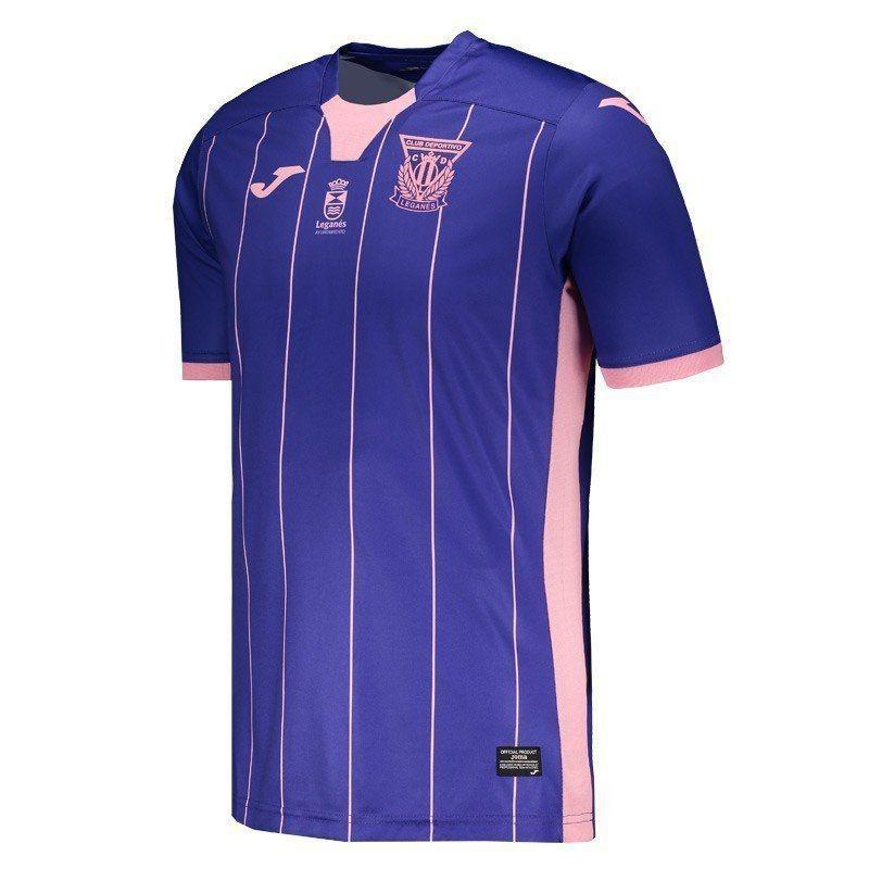 9eb538c7d7564 Camisa Joma Leganés Away 2018 - R  159