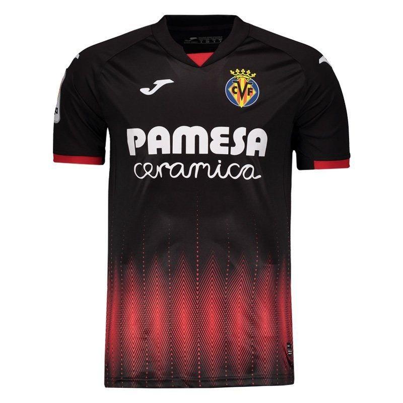 camisa joma villarreal third 2019. Carregando zoom. be12d7d4c9afe