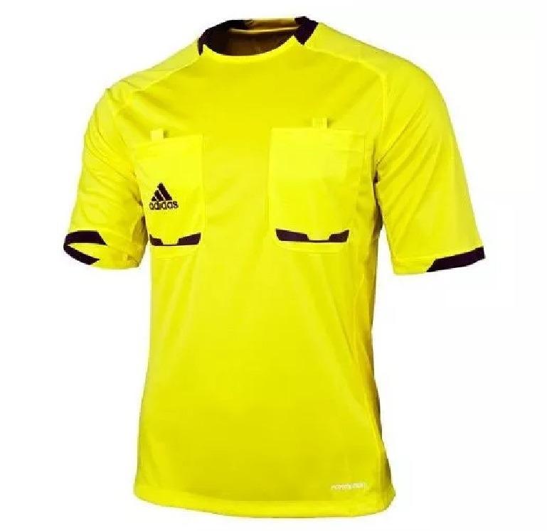 67e08a2ebcad6 Camisa Juiz adidas Arbitro Tamanho G - R  188